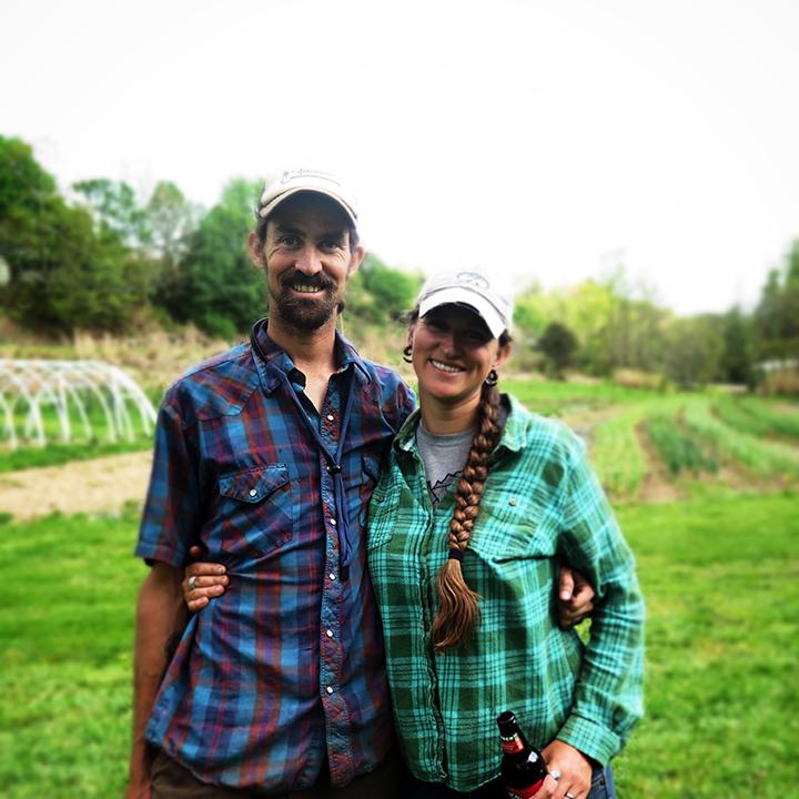 root bottom farm morgan and sarah decker
