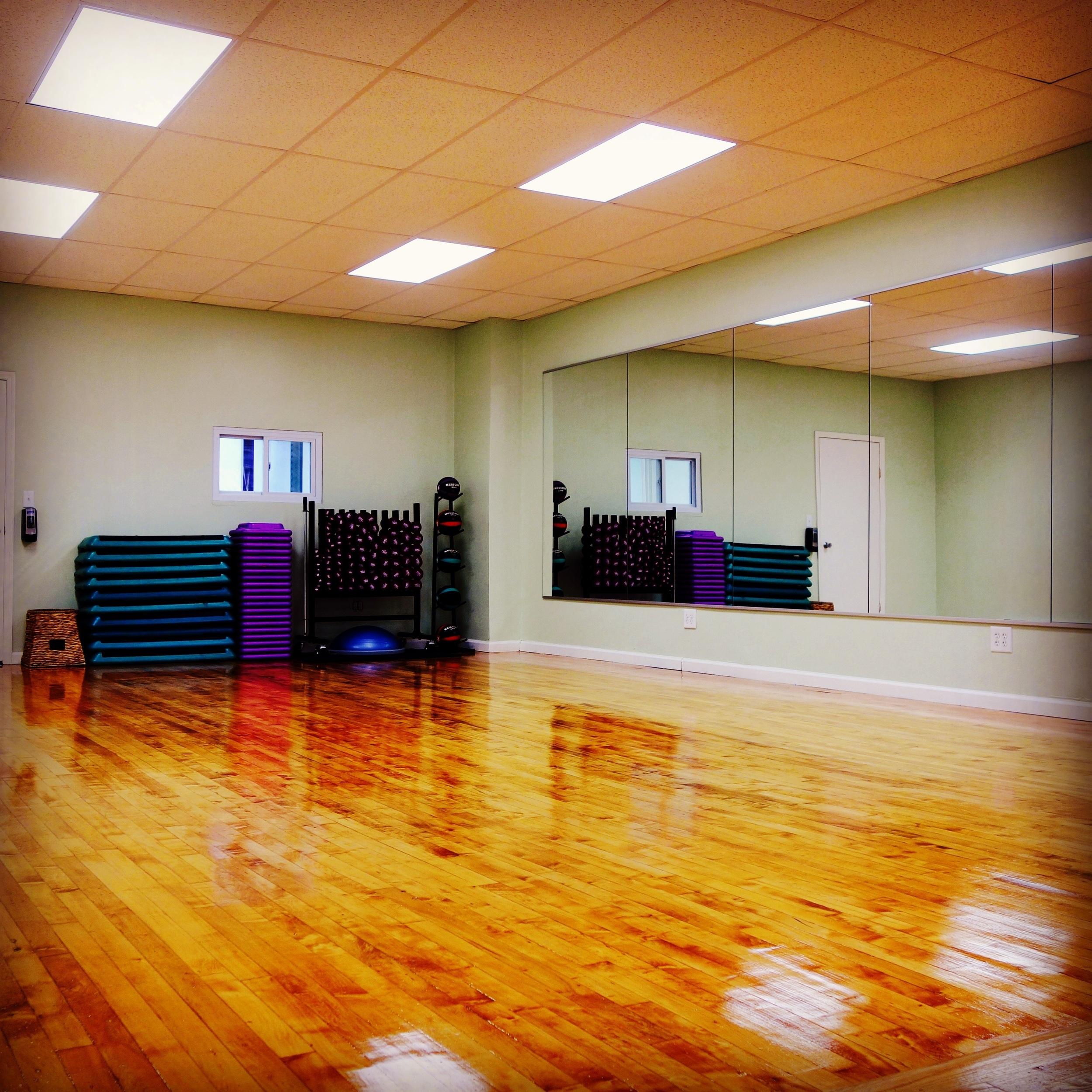 Fitness+Studio