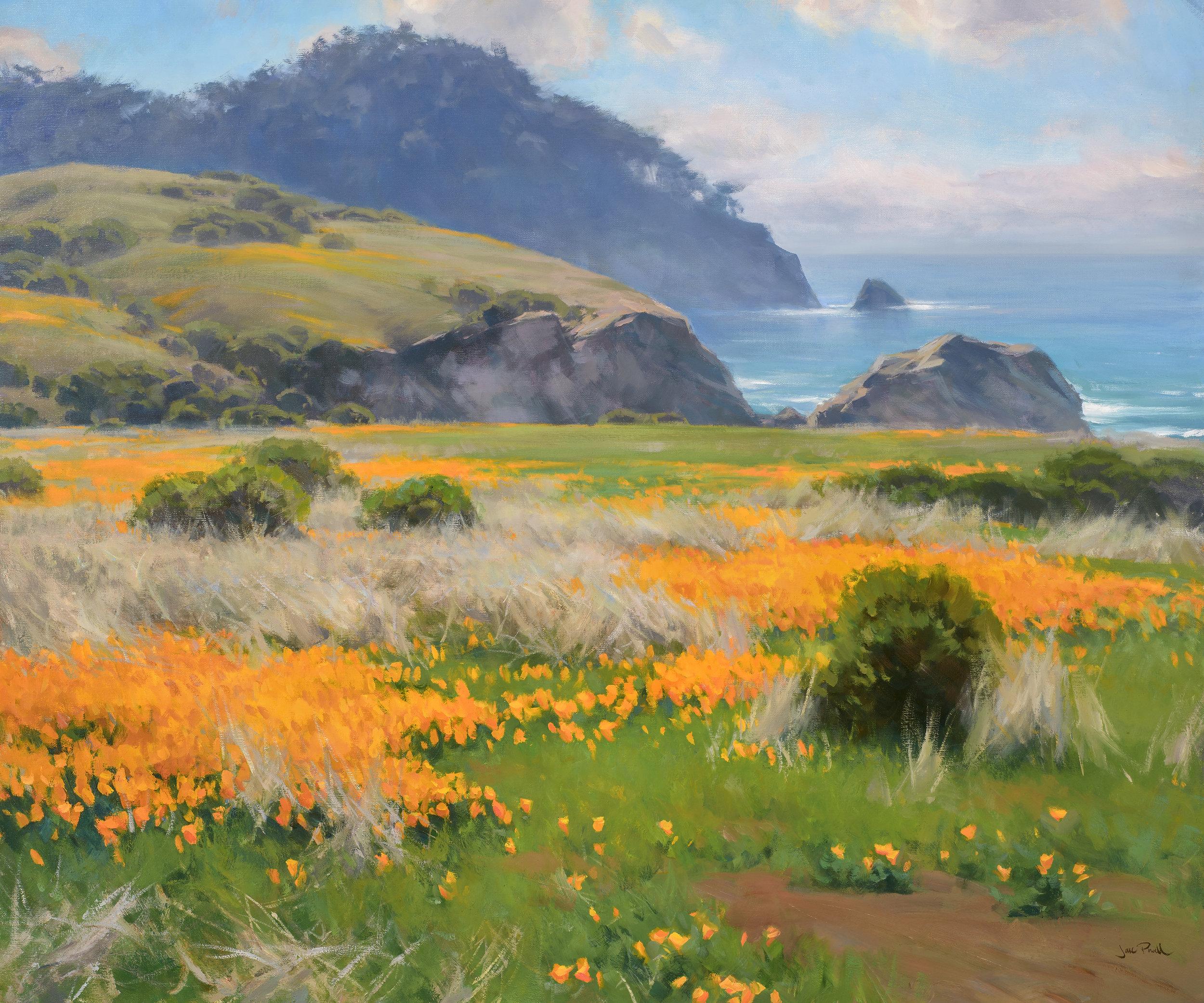 Spring Bloom Pt. Lobos 30x36.jpg