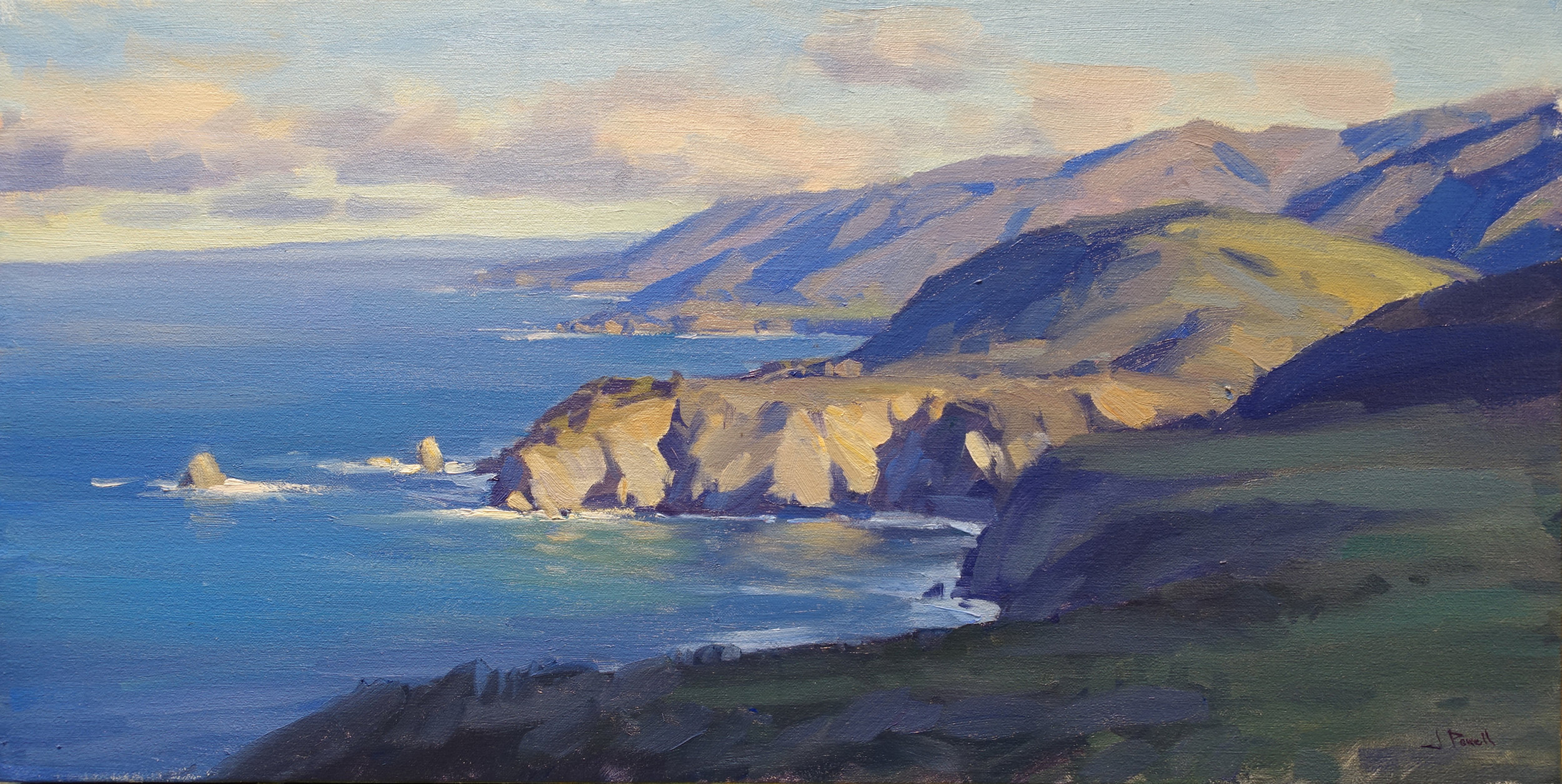 hurricane point big sur12x24 $3600 .jpg