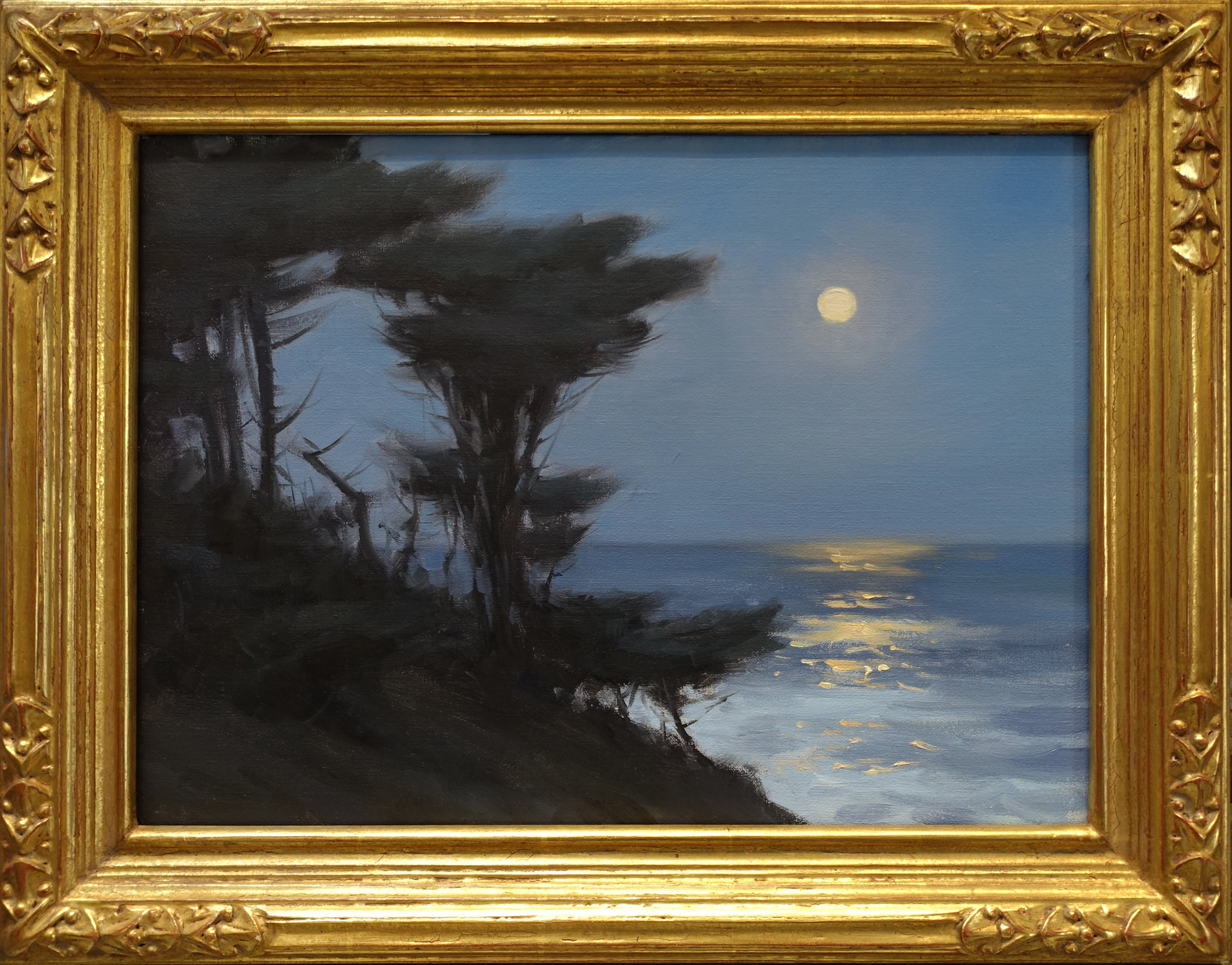 cypress moonrise 12x16.jpg