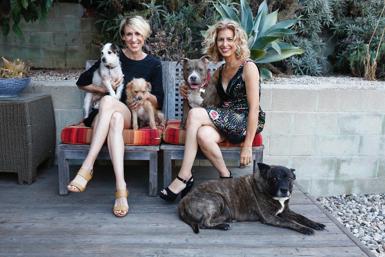 Rebecca Cox & Debra Vigna of Lily Spindle | photo by  Rita Earl Blackwell
