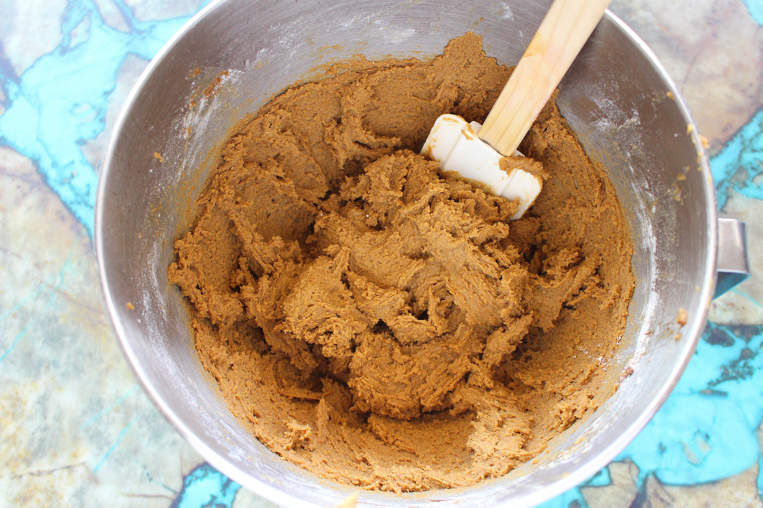 molasses cookies-1