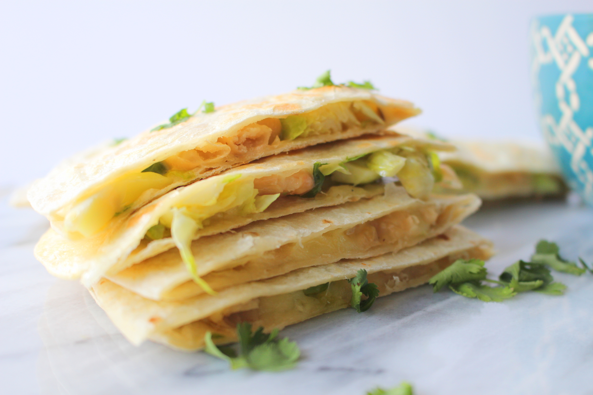 brussels and bean quesadilla-2