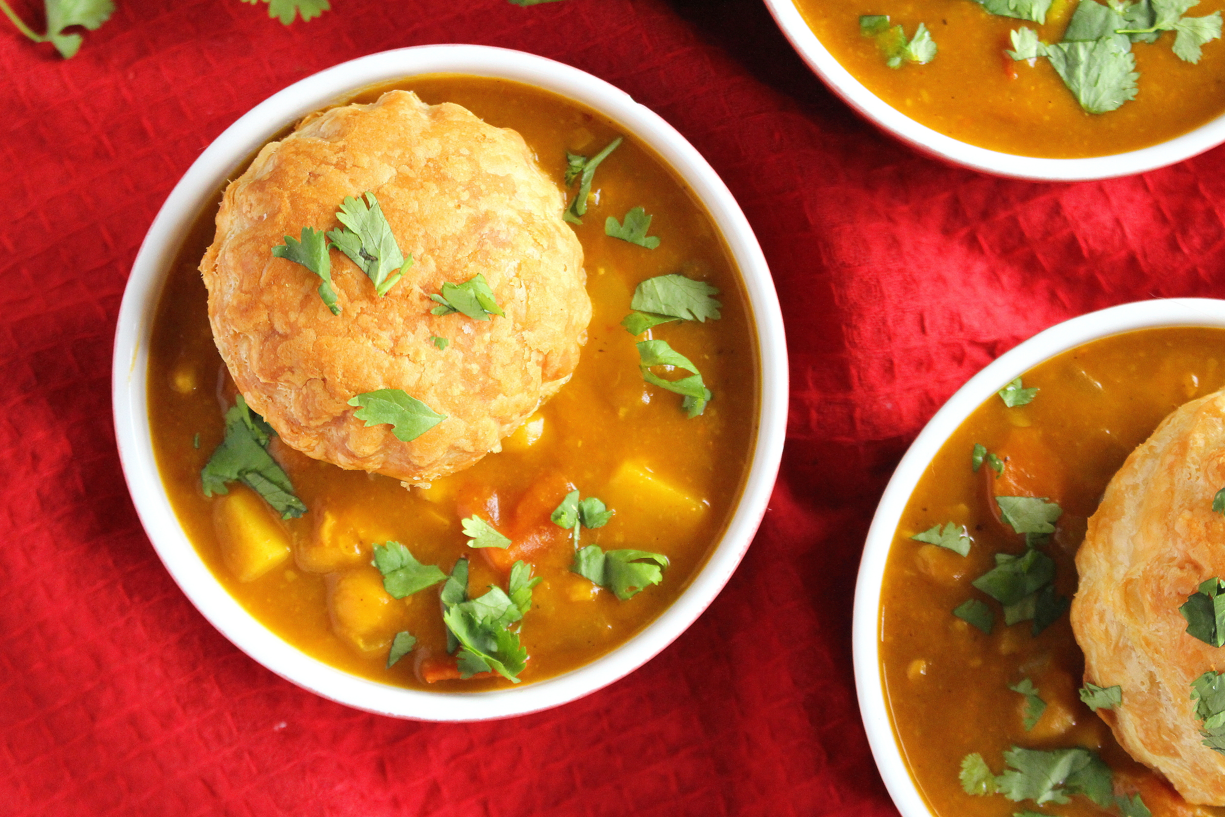 pumpkin curry pot pies-5