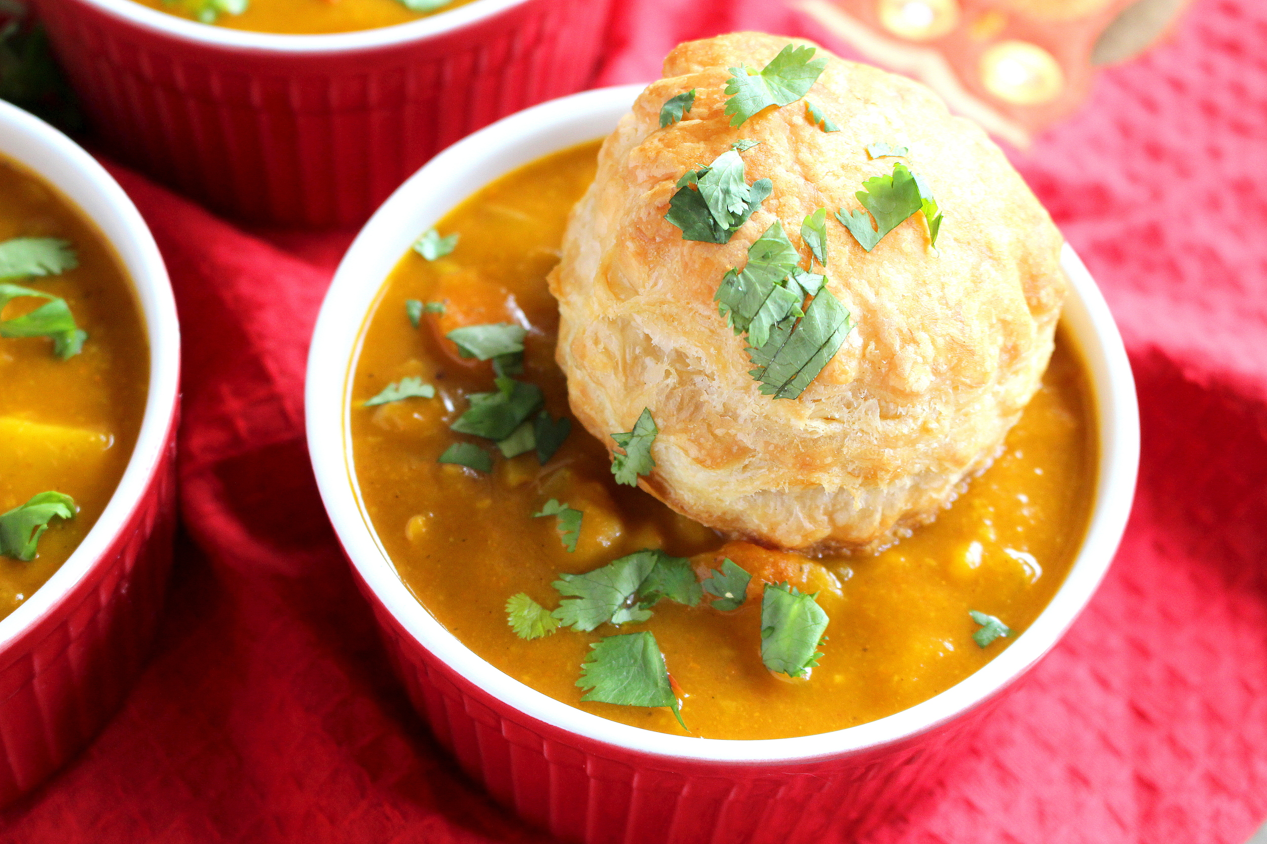 pumpkin curry pot pies-6