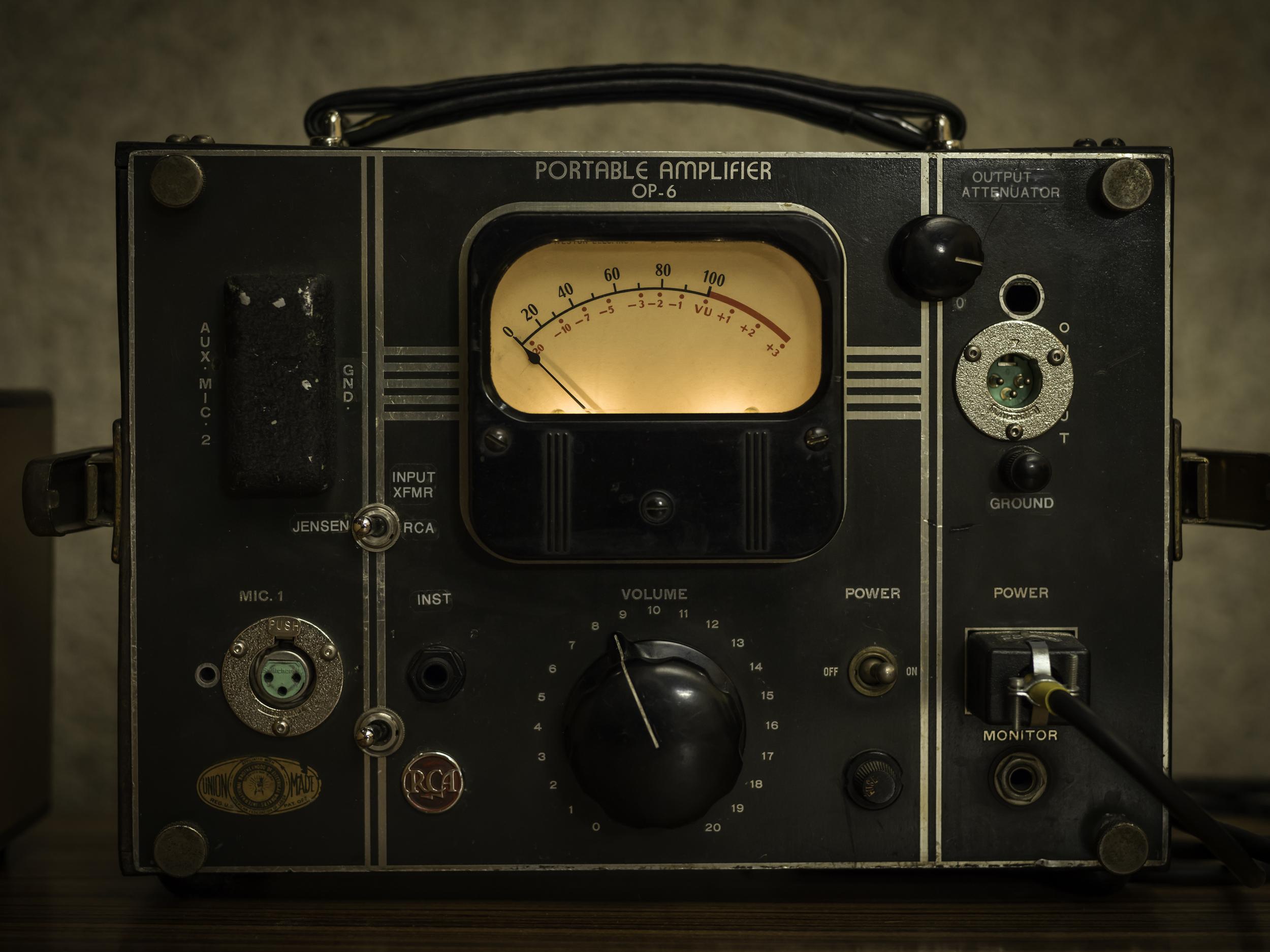 Gear & Backline — World Class Audio