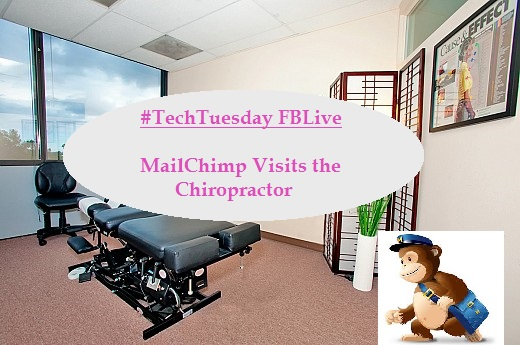 MailChimp is a powerful, free tool that many Chiropractors are missing out on