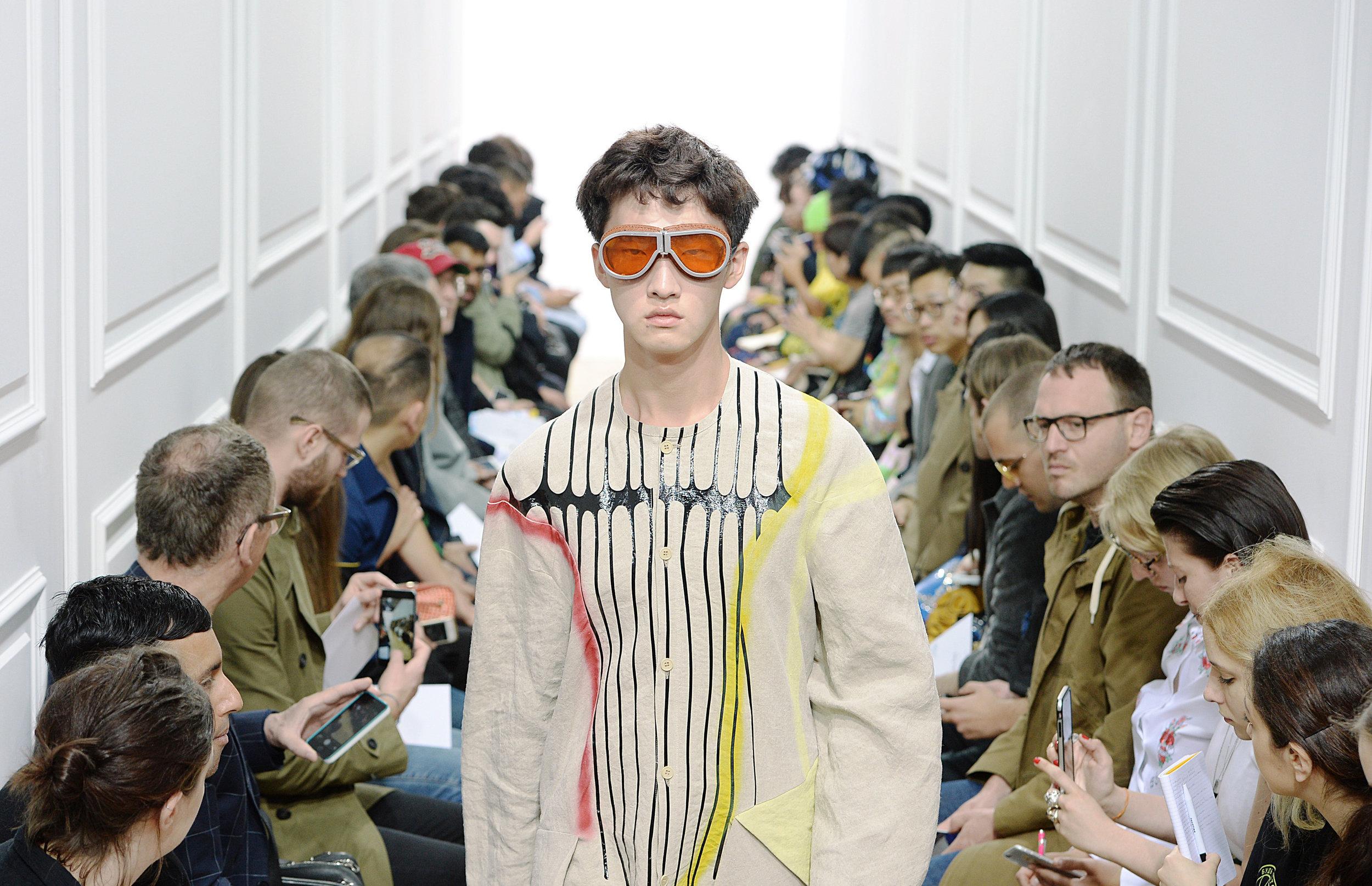 英倫前衛觀點,打造世界時尚實驗室!