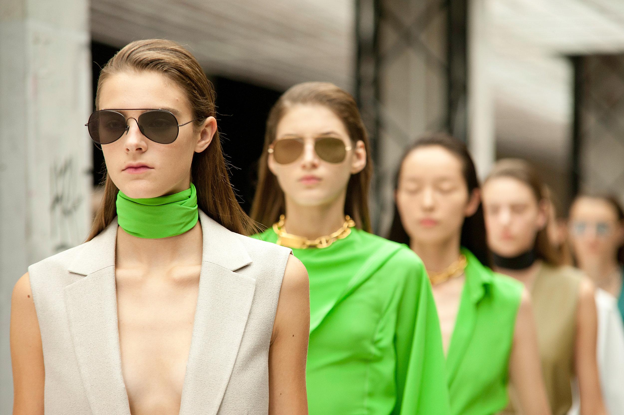 多元時尚品牌-ACNE STUDIO的設計分析