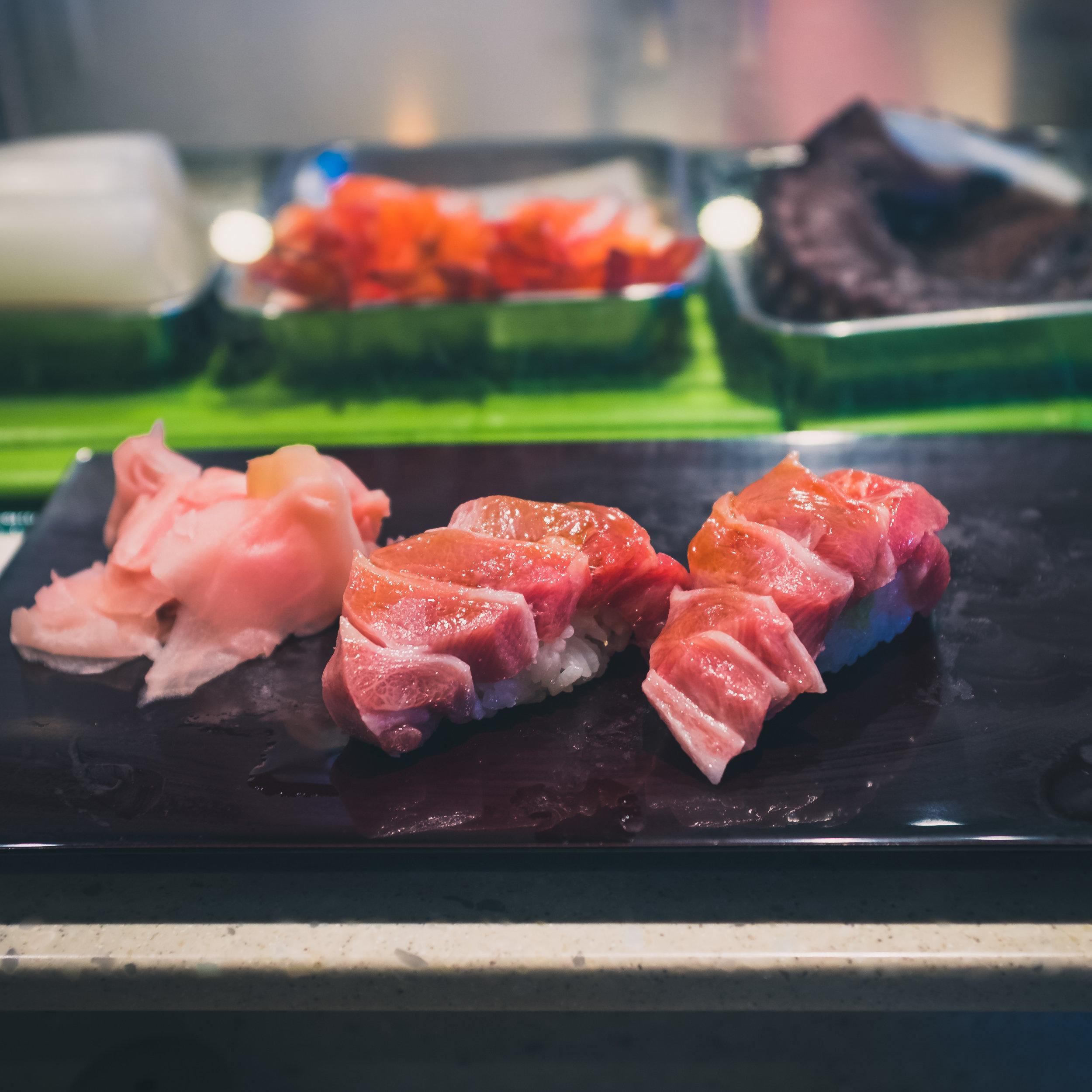 Tuna - Otoro