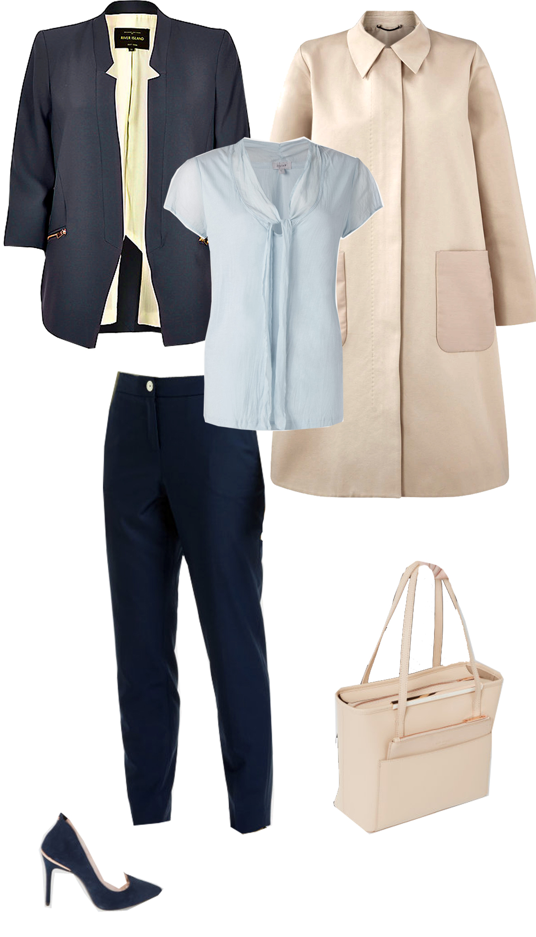 a business outfit