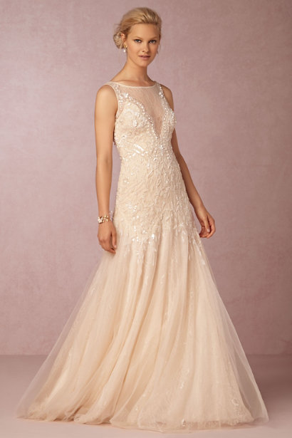 style JOSINA GOWN_BHLDN collection