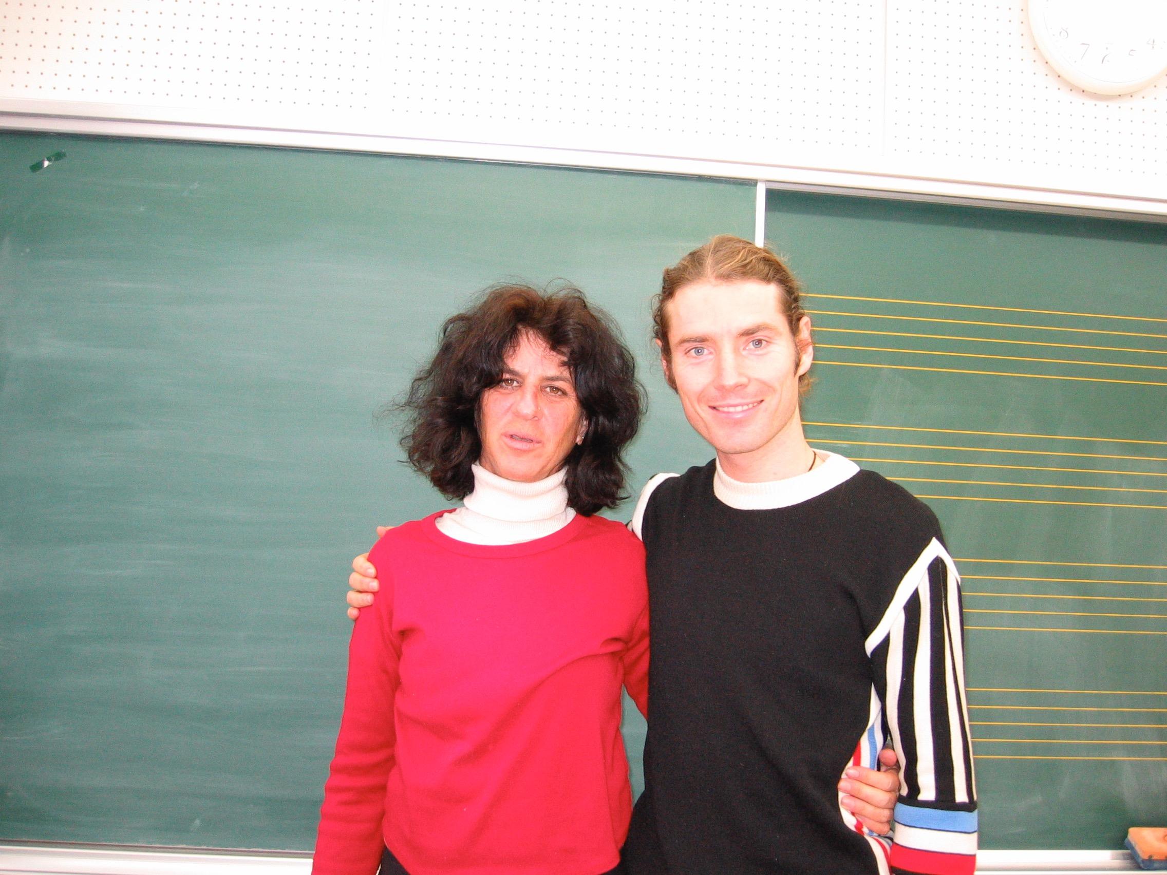 with Nancy Gilgoff