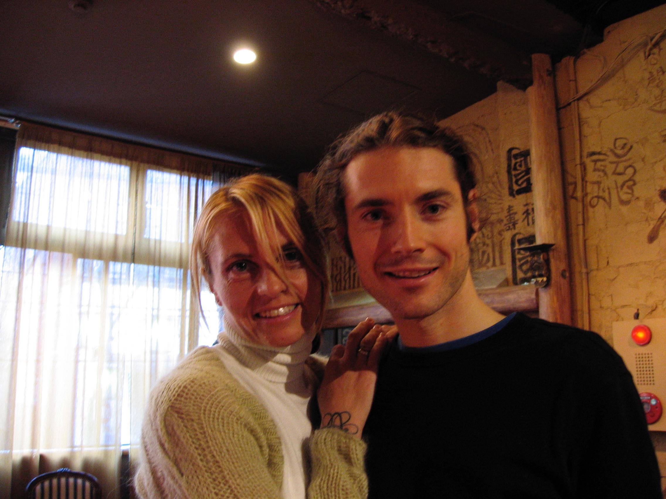 with Basia Lipska