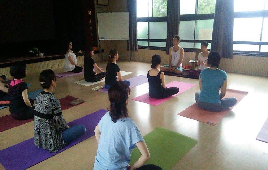 Workshop, Beppu, Japan