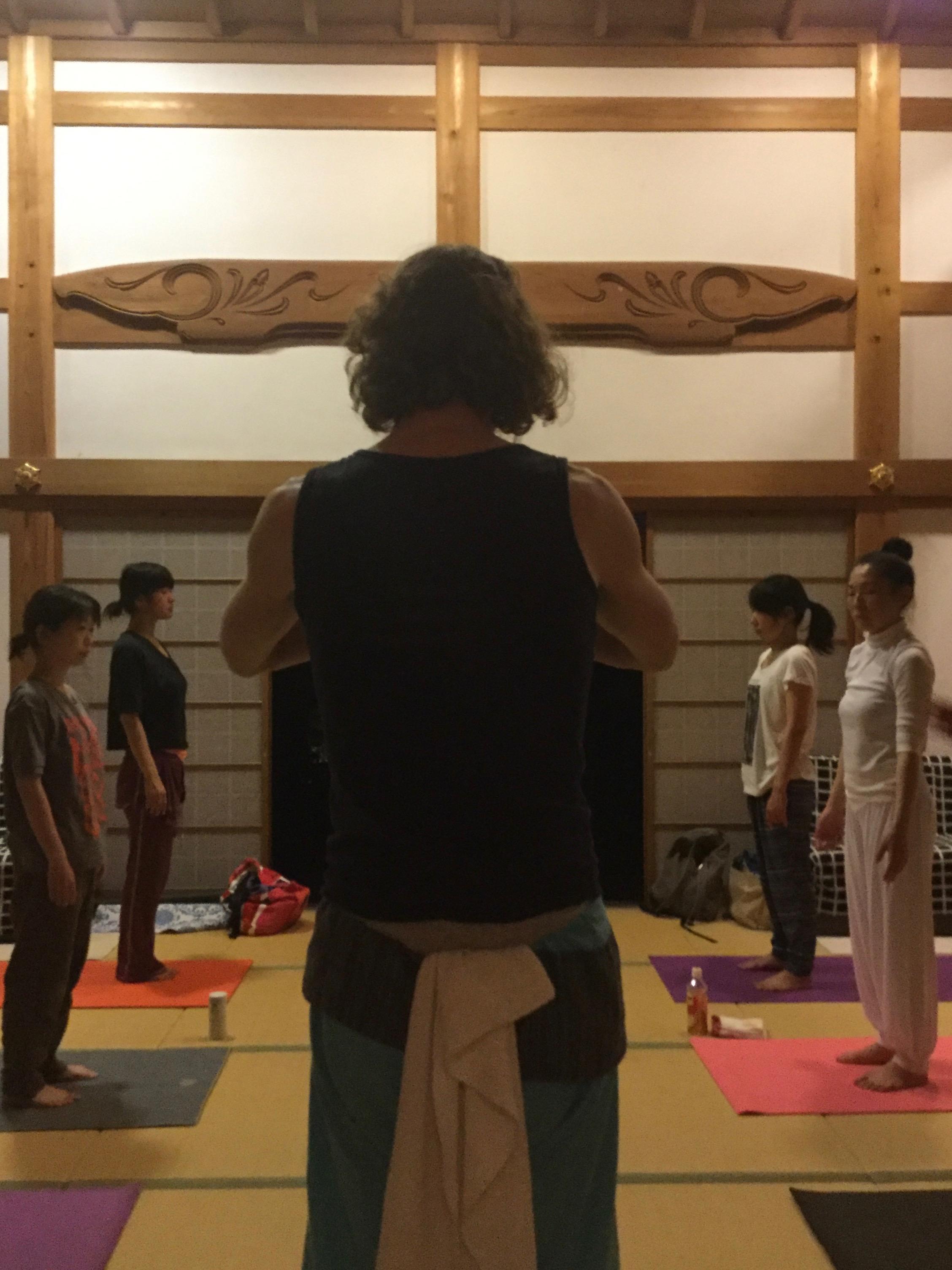 Workshop, Omuta, Japan