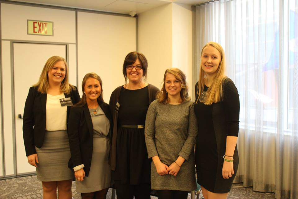 MCHP og American College of Norway presenterte sammen under Nobel Fredsprisforum
