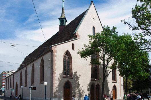 St. Clara Kirche Basel