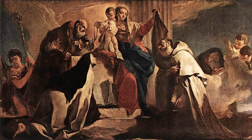 Maria Mutter Gottes vom Berg Karmel