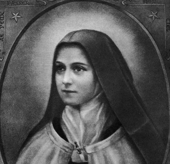 Therese von Lisieux (1873-1897)