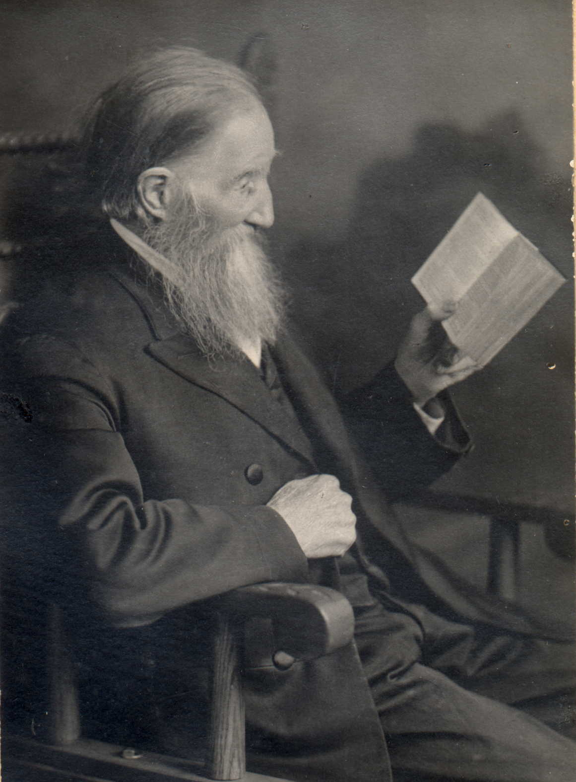 Rev. Bersvend Anderson
