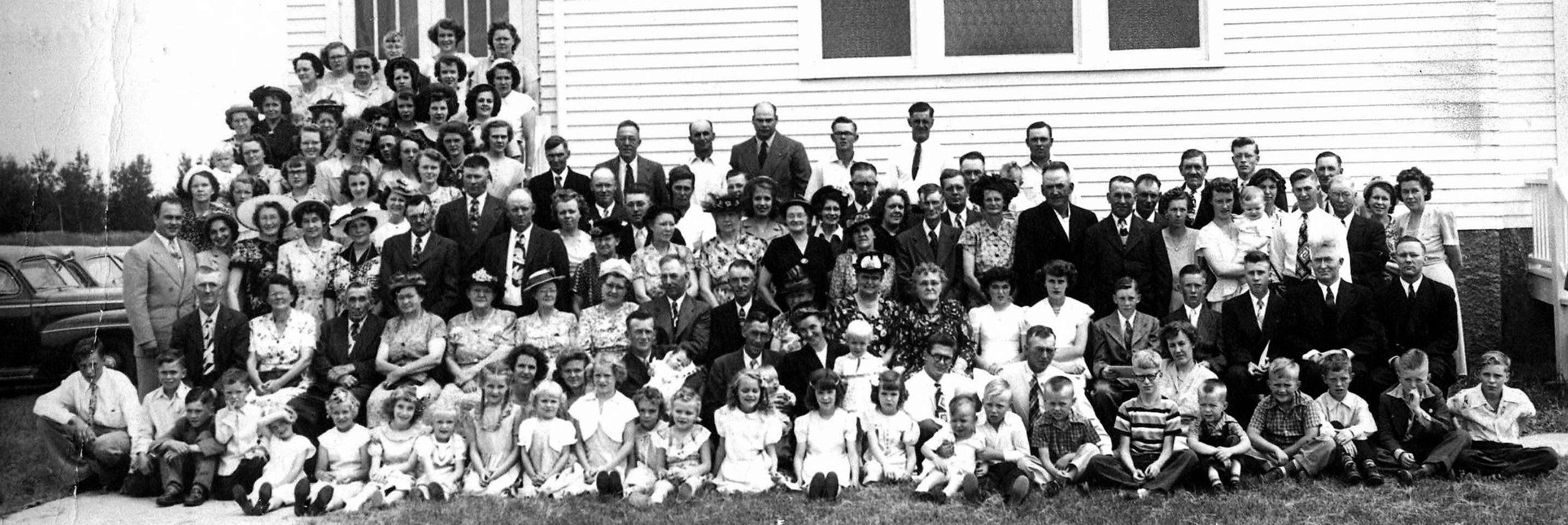 Kongsvinger Congregation 1949