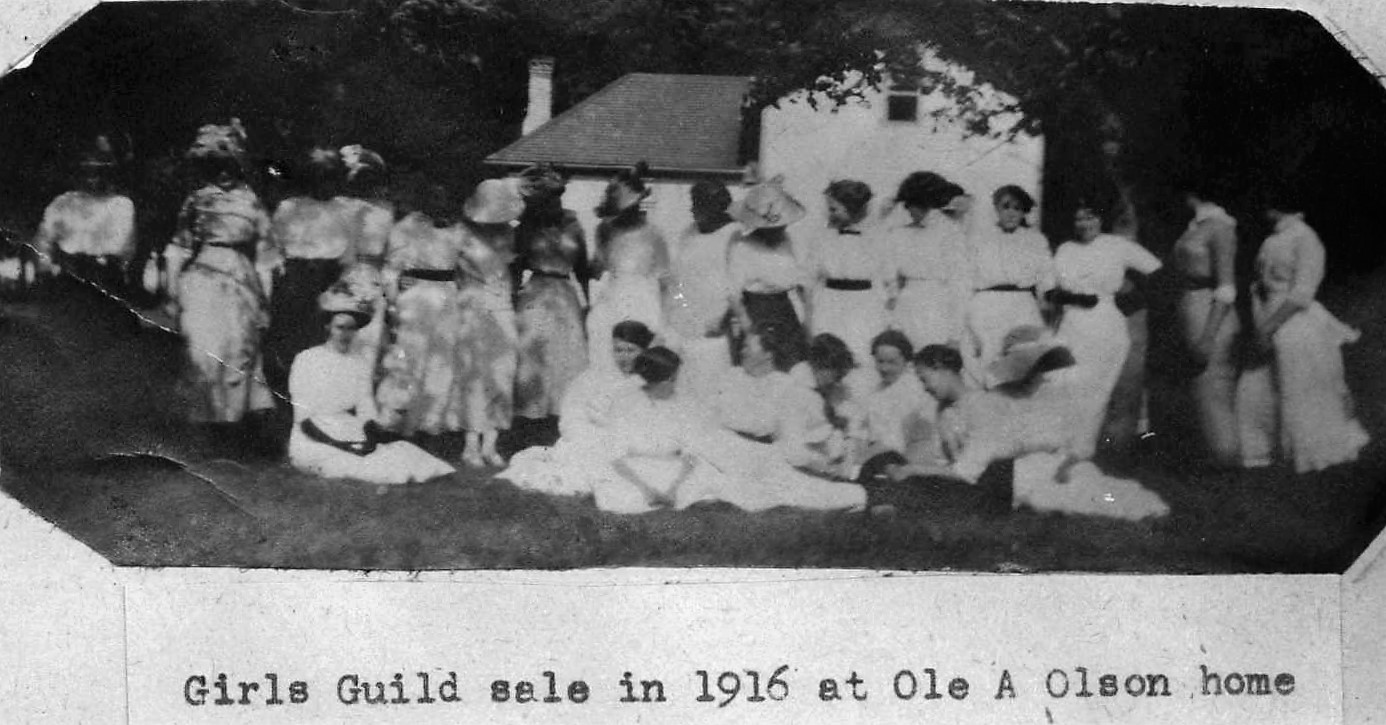 Girls Guild Sale 1916 Ole A Olson Home.jpg