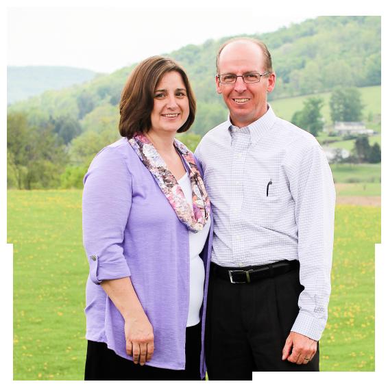 The Mitchells > Senior Pastor