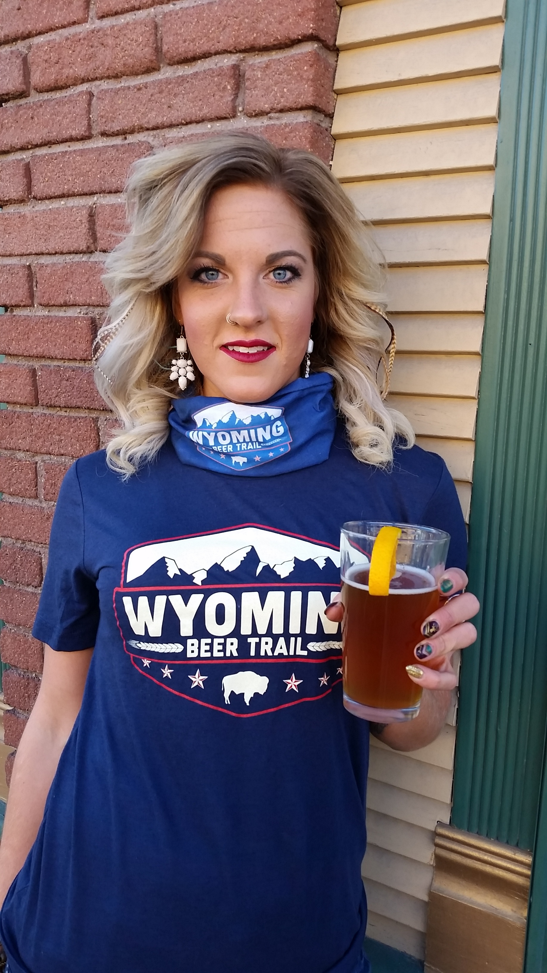 Wyoming Beer Trail T-Shirt