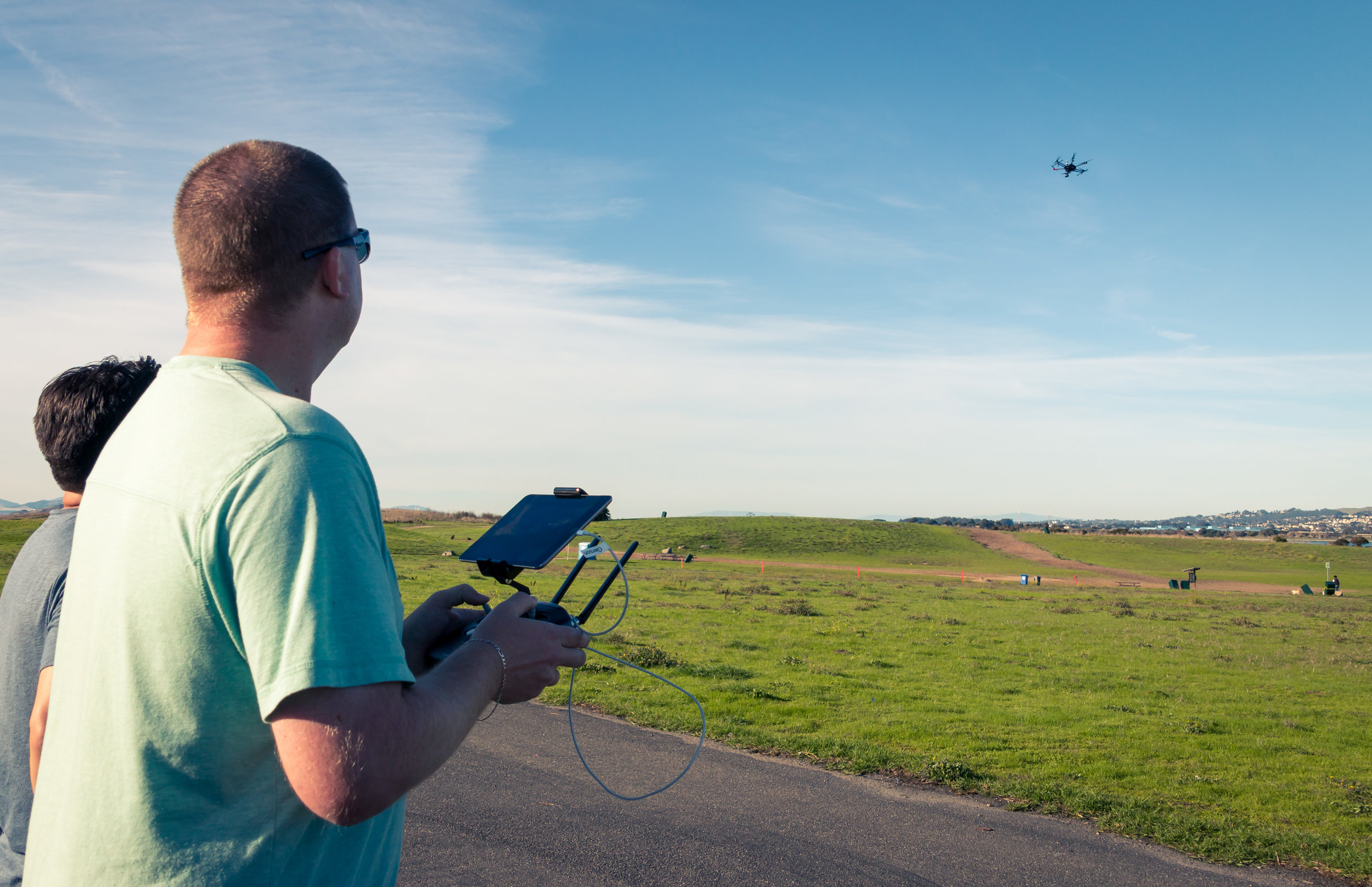 V1DroneMedia uses Licensed and Experienced Drone Pilots