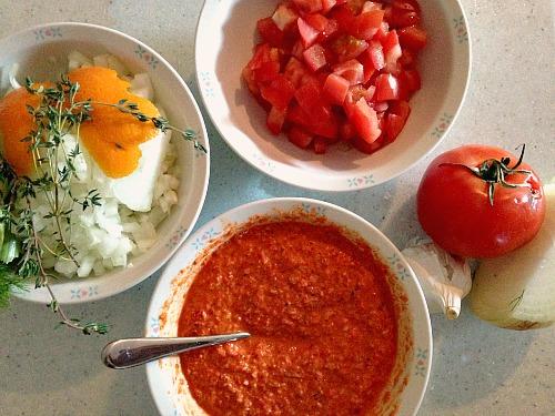 Simple Romesco Sauce