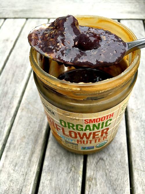 Chai Cherry Nut Butter Protein Smoothie