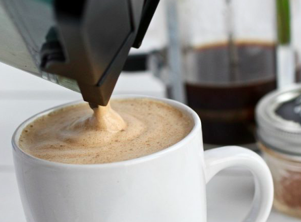 Gut Healing Cinnamon Coconut Latte