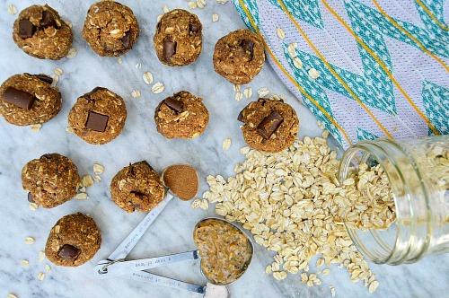 Healthy Nutty NuttZo Protein Bites
