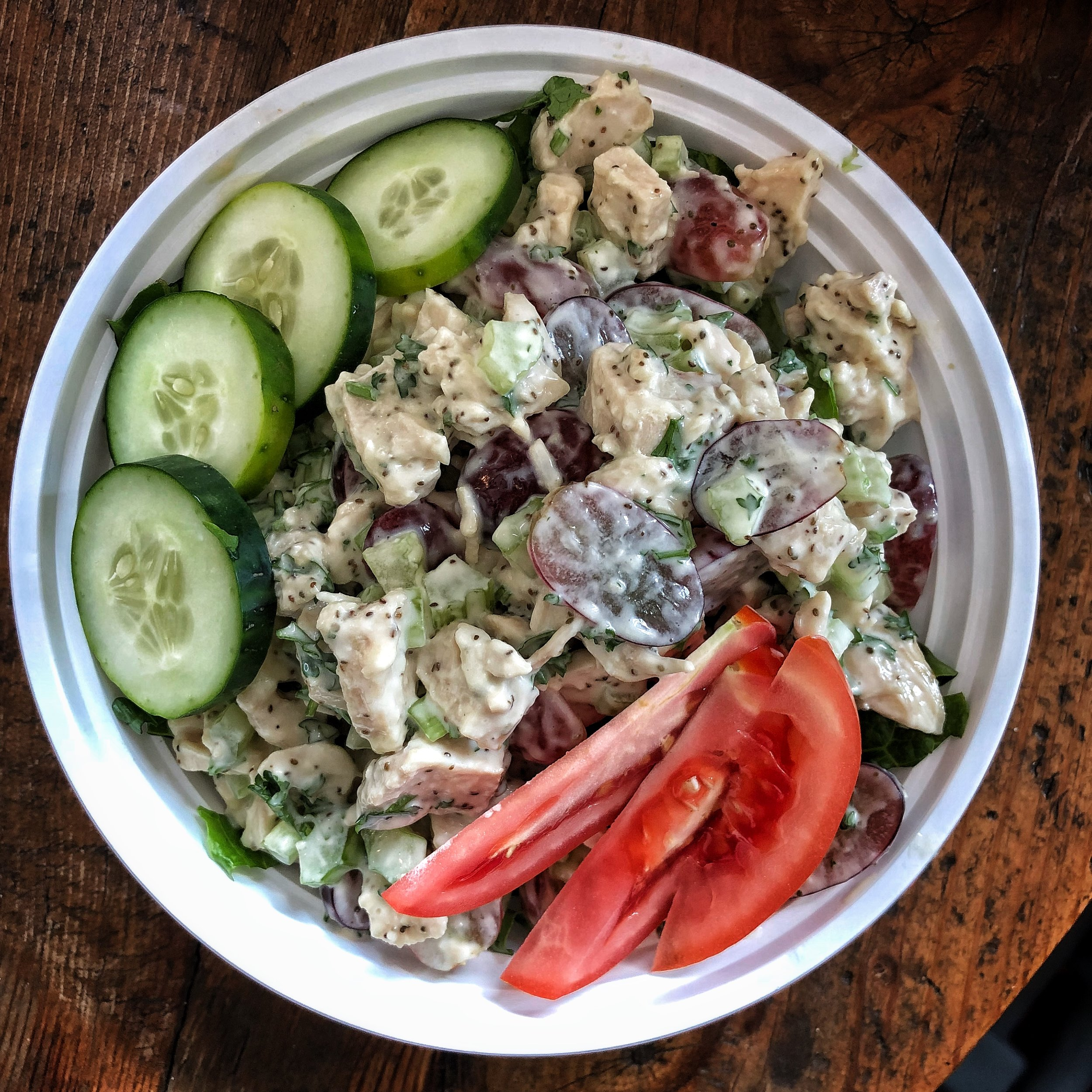 Sonoma Chicken Salad