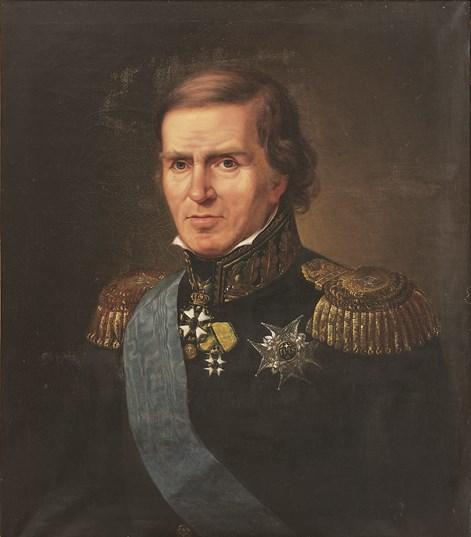 Baltzar von PLaten (1766–1829), founder of Motala Verkstad.