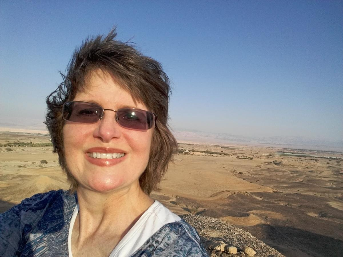 Hermina Robinson - Two years ago, I knew I was supposed to go to Israel, but I didn't know how I was going to be able to go because I was so bound up in fear that it dictated all my actions. When I made up my mind that I was going to walk in faith (be brave) no matter how much fear I had, it not only changed my life, but it gave me life!