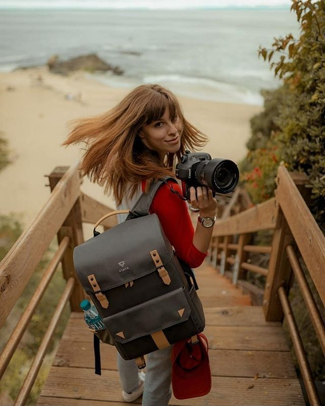 TYPE-II: Coastal travels with @_eberwein_ Built for #TheModernTraveler