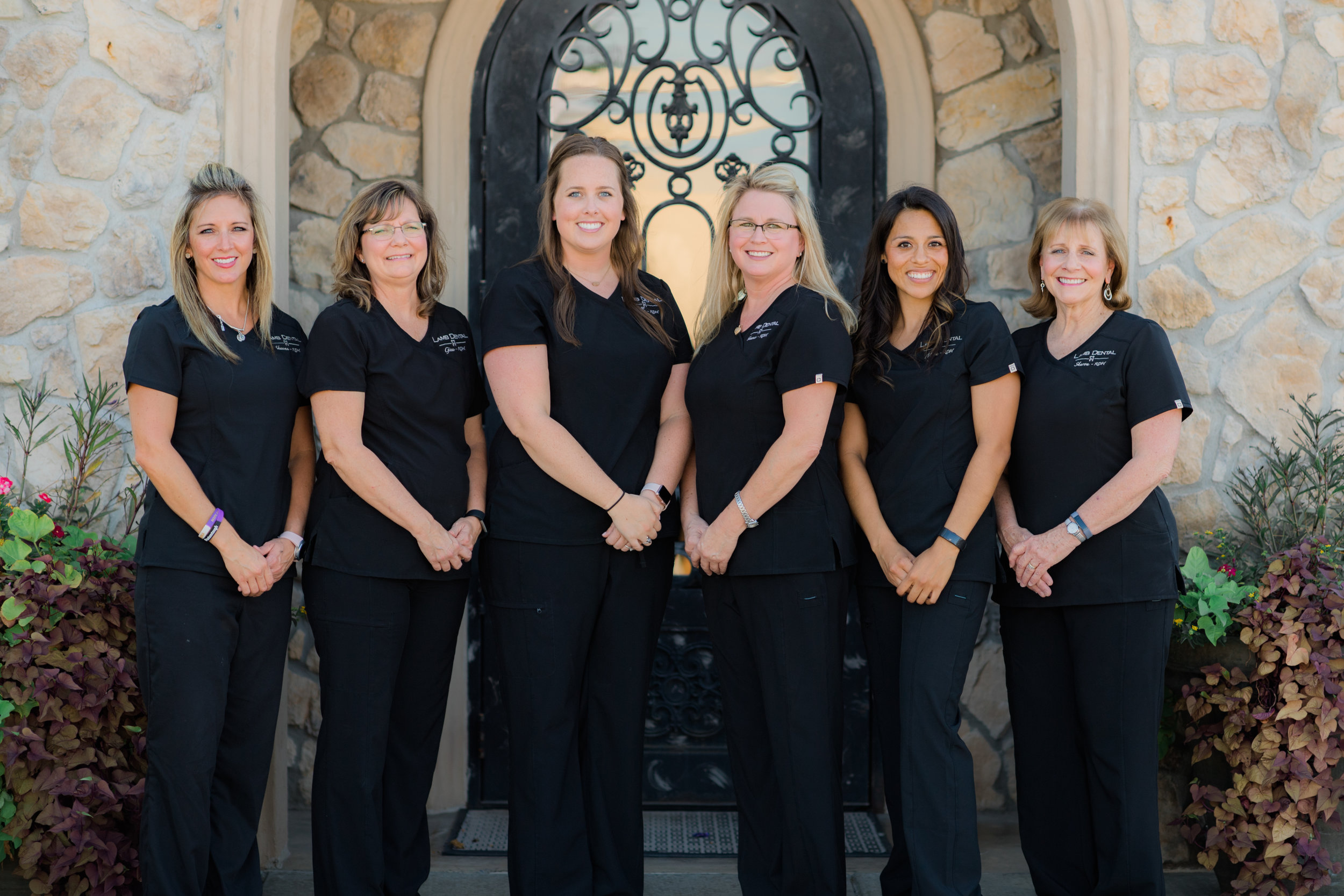 Lamb Dental Hygiene Team