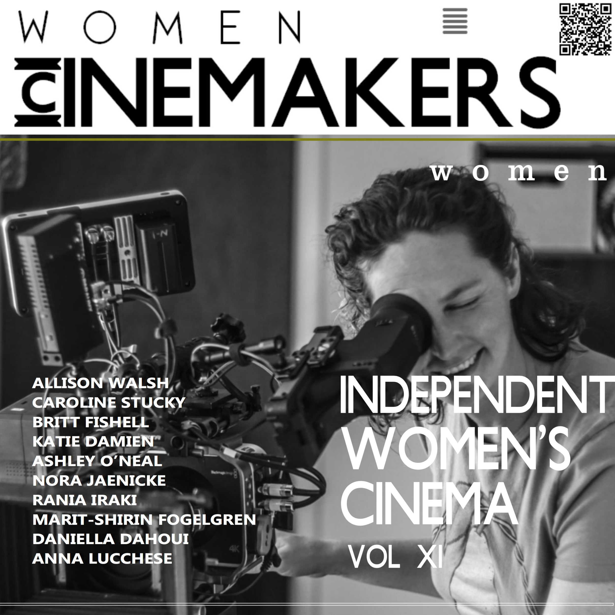 Women Cinemakers - Special Edition (24-page article) -