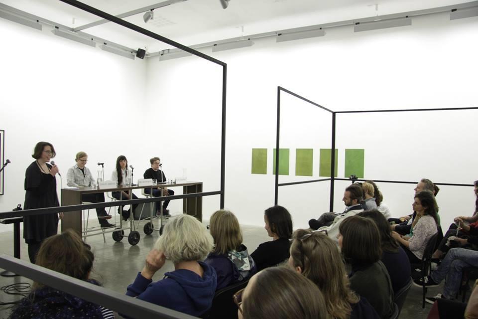 Simultaneous Poem performance - Project Arts Centre