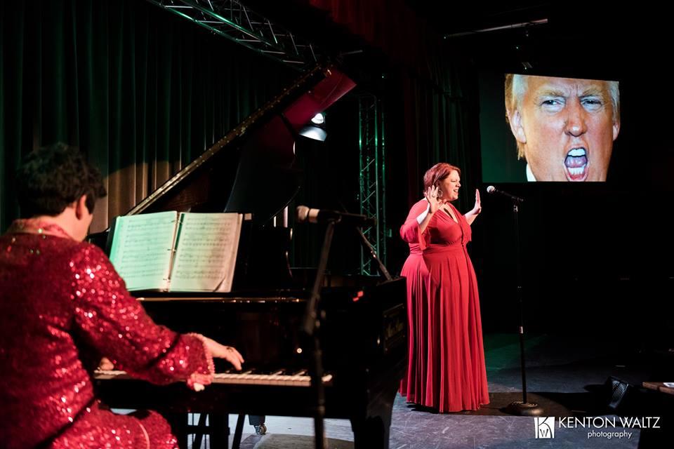 Mezzo Soprano - Beth Madsen Bradford
