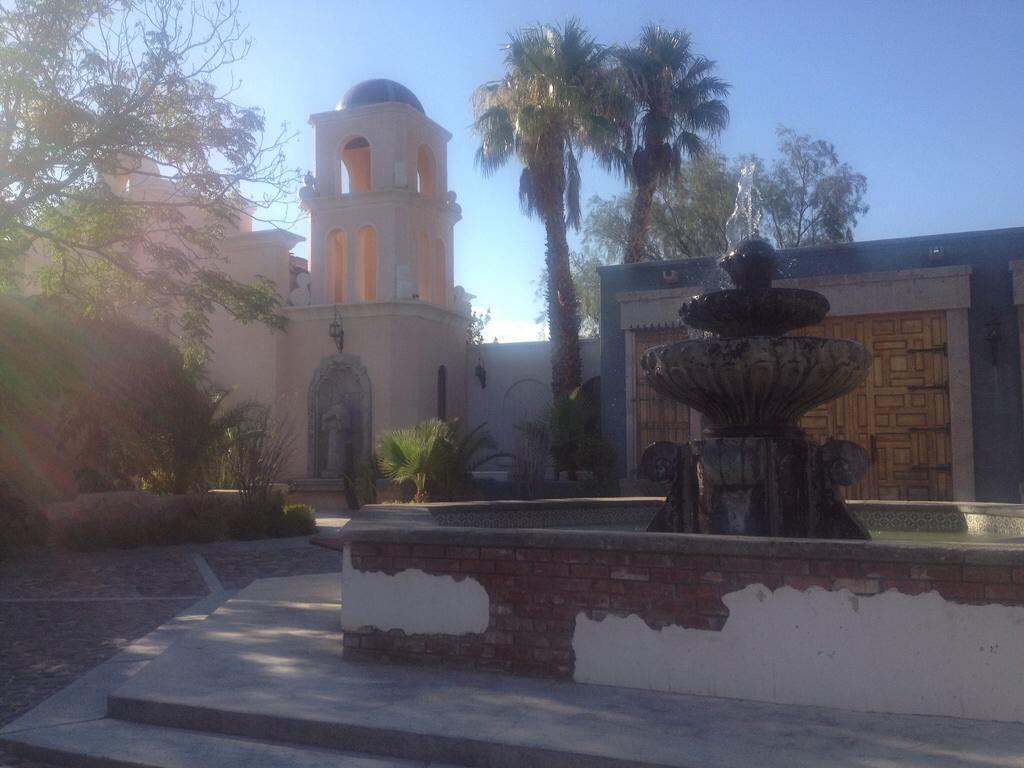 Front exterior of Michael Jackson house, Las Vegas