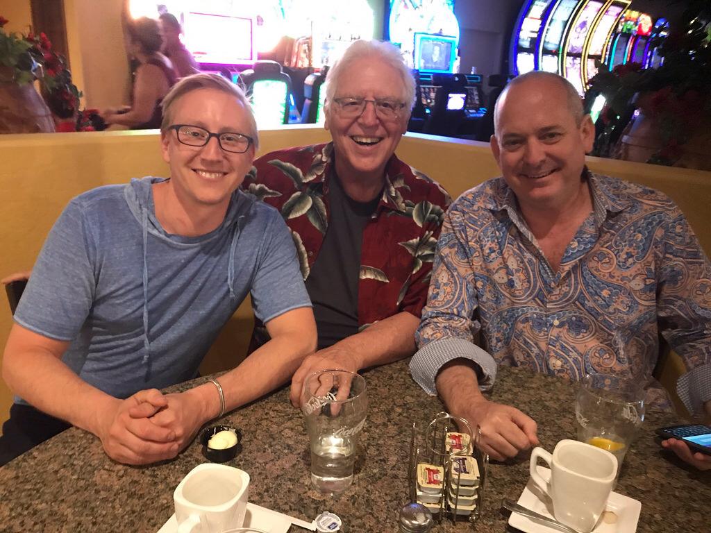 David, Bo, & Jonathan Warren
