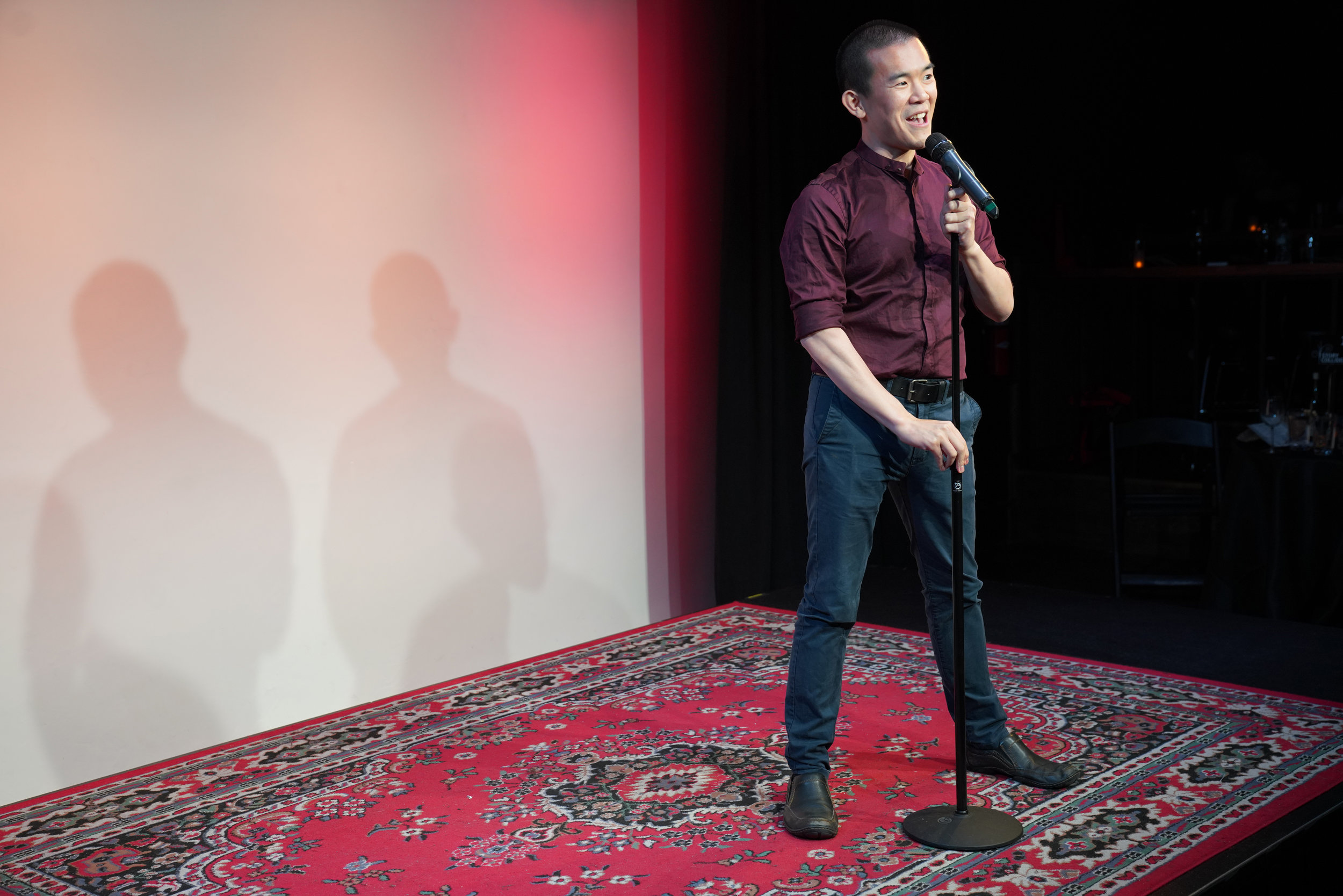 Ed Yong, host with the most