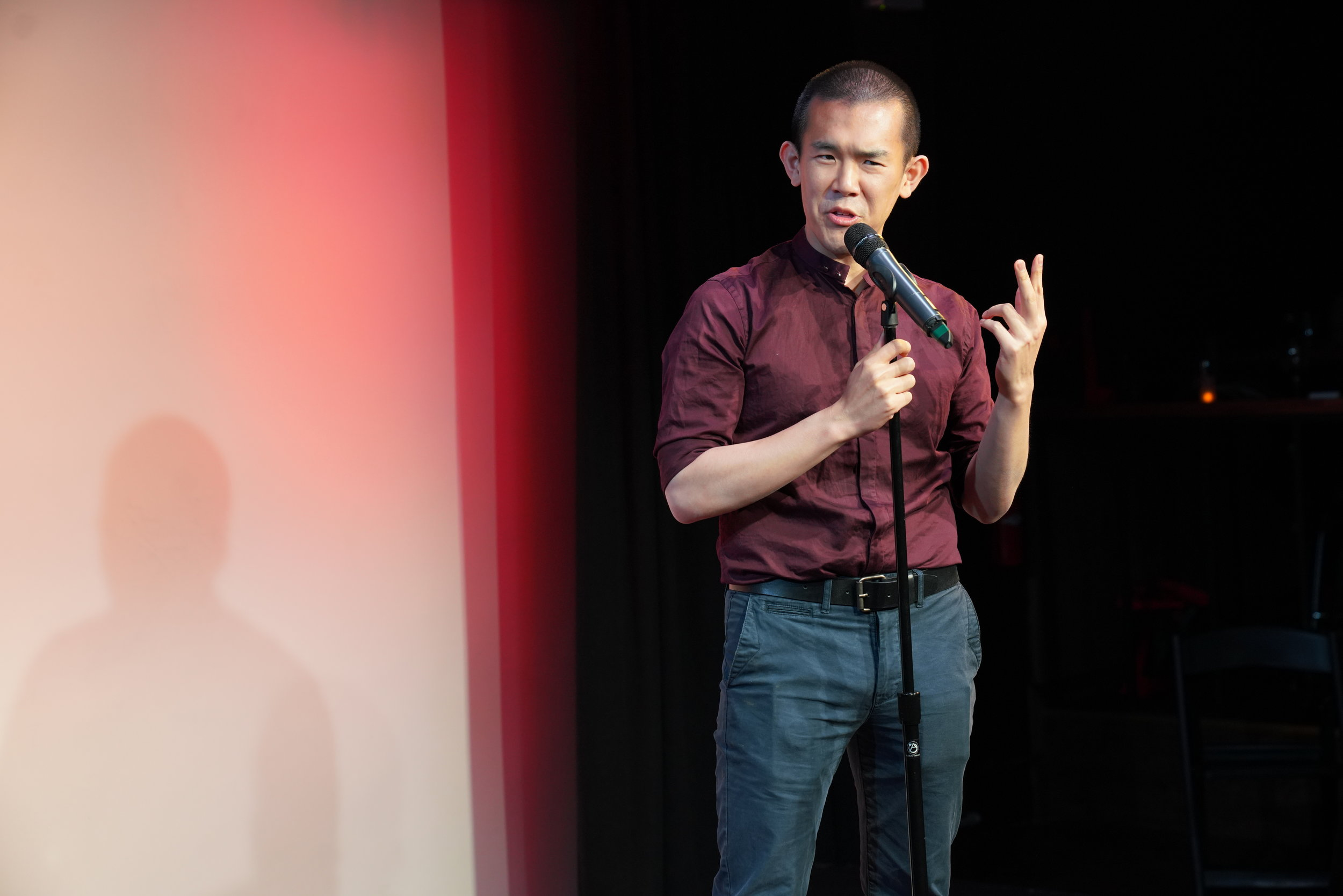 Ed Yong, First Gentleman of Story Collider