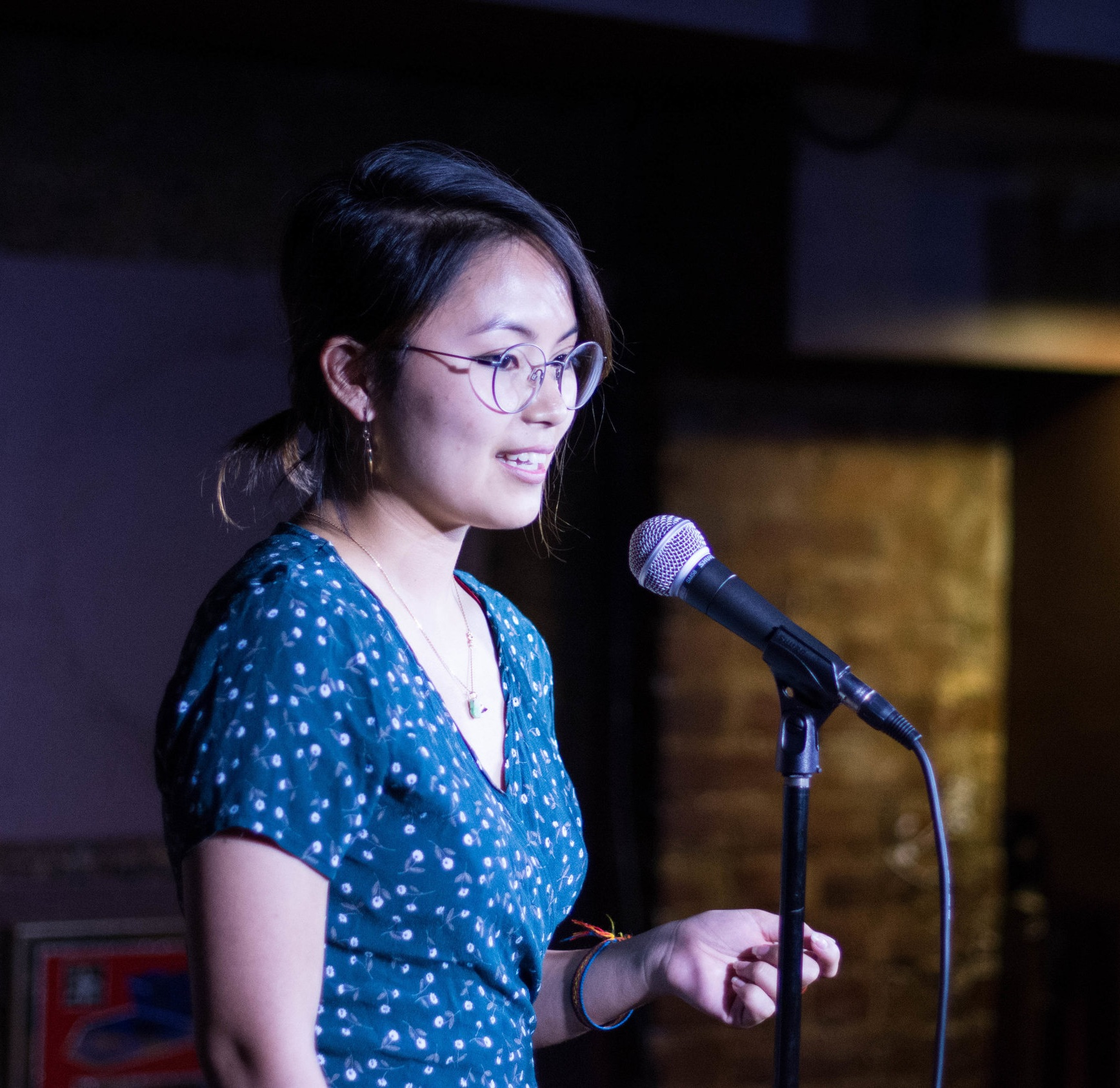 Emi shared her story on our DC stage last June.