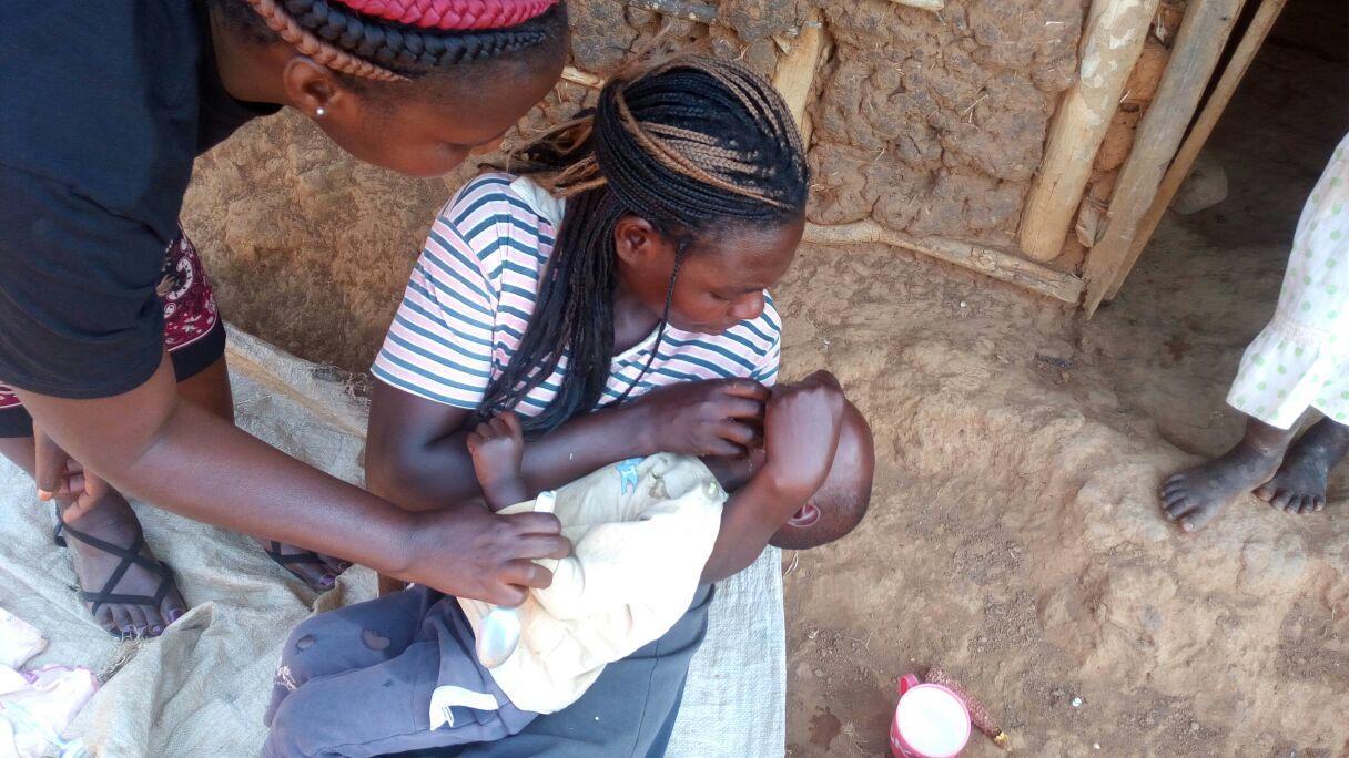 Treating malaria.
