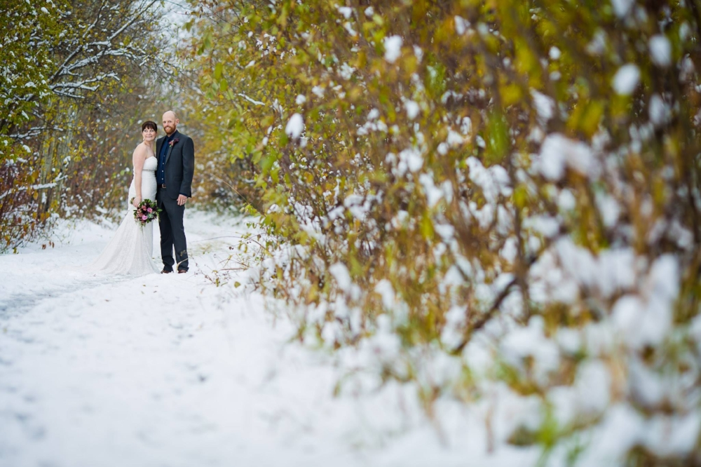 Fall & Winter in one shot! Photo Credit Beauchamp Photography
